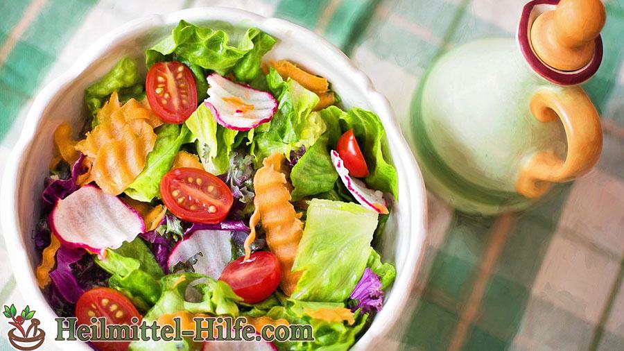 Ballaststoffe Vitamine Mineralstoffe - Die richtige Ernährung