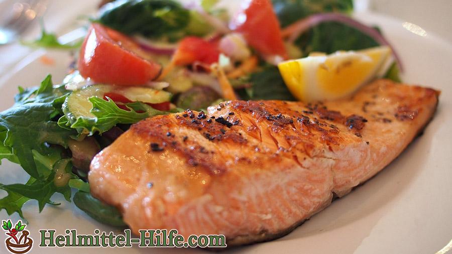 Fisch für die Gesunde Ernährung